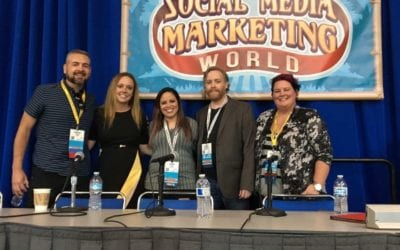 Social Media Strategy Podcast 5: Social Media Marketing World 2017 – San Diego