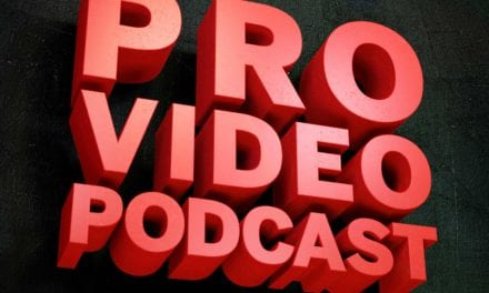 Tim Clapham: LUXX & HelloLUXX – Motion Design, Visual Effects, Training, Presenting and more – Pro Video Podcast 15