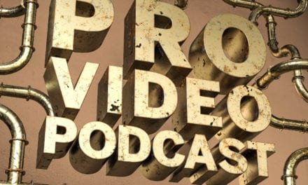 Brograph: 3D & Motion Design – Pro Video Podcast 18