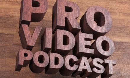 Rachel Copp: VFX producer – Pro Video Podcast 21