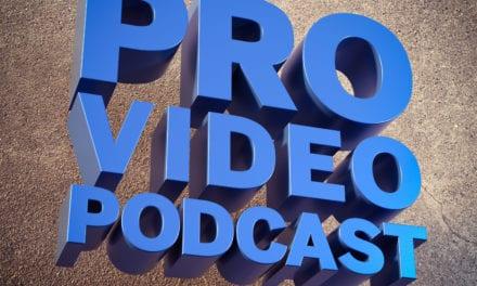 Brett Pedigo: Film Trailers, Motion Design & Podcasting – Pro Video Podcast 28