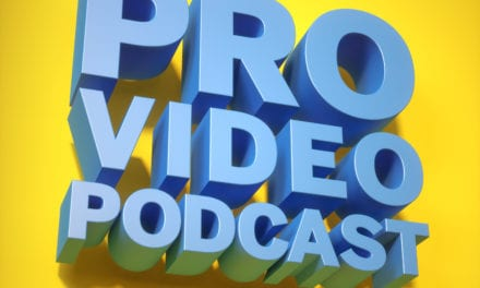 Dylan Reeve: Film Maker, Post Production Supervisor and Editor – Pro Video Podcast 30