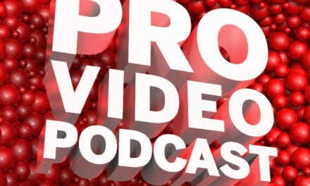 Music Videos, Concert Graphics, Film, 3D, Rendering and VFX with David Ariew – Pro Video Podcast 32