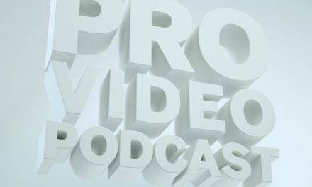 Onsite broadcast, Shopping Channels, eLearning, editing, grading, motion, sound, Foxtel, sports broadcasting, live events with David Hewson – Pro Video Podcast 35