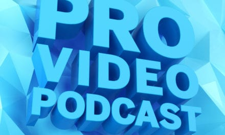 Television, Finishing, Online Editing, Colour Grading, Sound Design & App Development with Zeb Chadfield – Pro Video Podcast 34