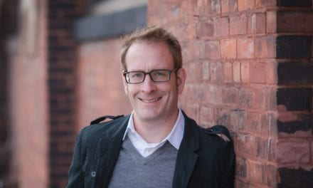 """Matt Bernius, Lead UX Research, Measures for Justice: researching (digital) cameras; mistaking chatbots for humans; 3 """"how to's"""" to transition to the applied sector – The Human Show Podcast 22"""