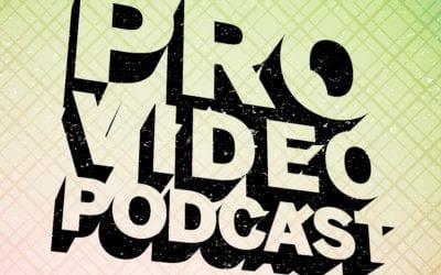 David Ariew: Freelance 3D Motion Artist – Pro Video Podcast 66