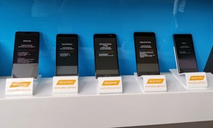 MediaTek 5G plans, Samsung Galaxy W2019, and Lenovo Z5 Pro with Kevin Keating, Jerry Yu, and Hadlee Simons – Mobile Tech Podcast 82