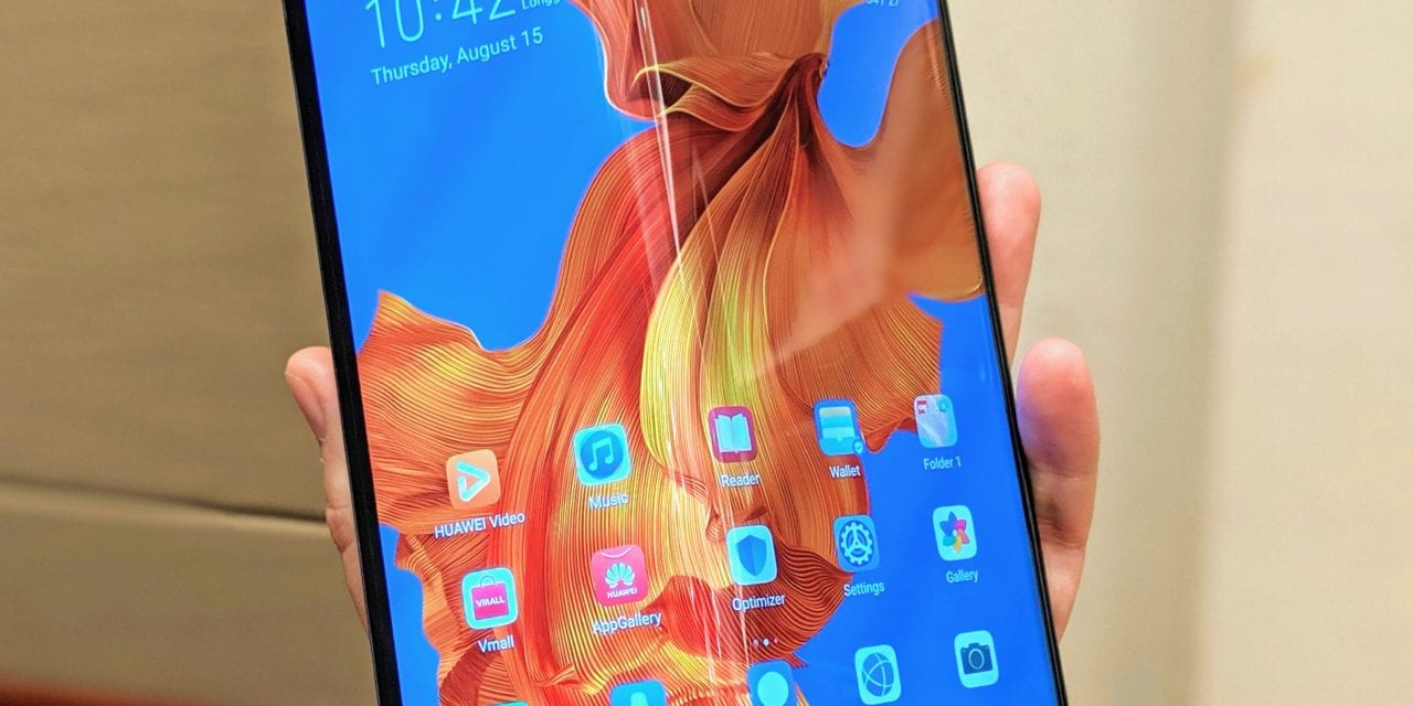 Huawei Mate X, EMUI 10, HarmonyOS, and Honor Vision with Eric Zeman of Android Authority – Mobile Tech Podcast 124