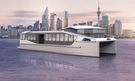 Michael Eaglen: Electric Fast Ferries – EV Podast 115
