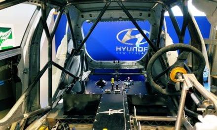 Hayden Paddon – EV Rally Car Build