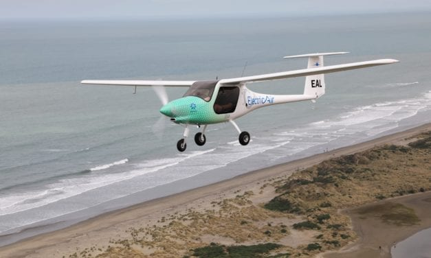 Electric Air – An EV Podcast from the skies over Christchurch